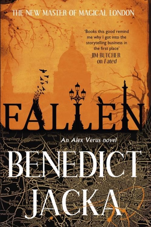 Fallen (Benedict Jacka)