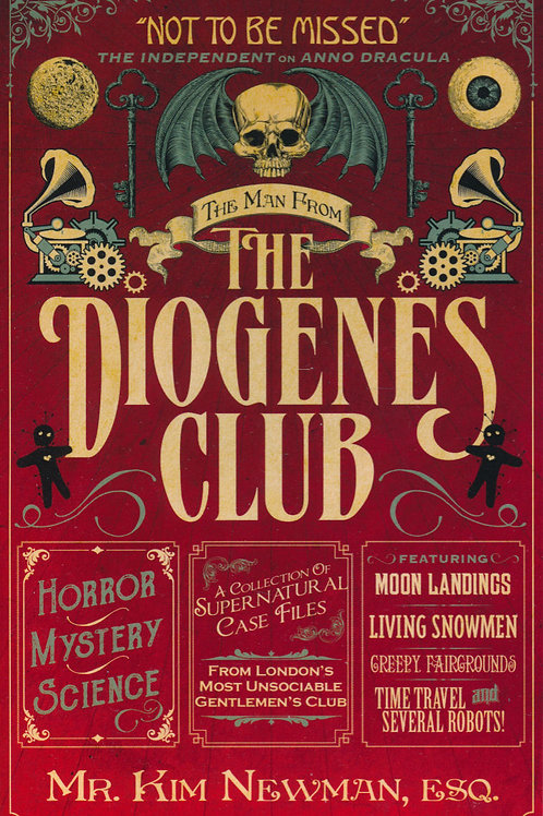 The Man From The Diogenes Club (Kim Newman)