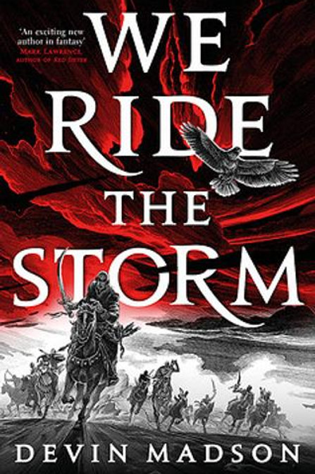We Ride The Storm (DEVIN MADSON)