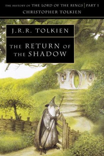 The Return of Shadow (J. R. R.Tolkien & Christopher Tolkien)
