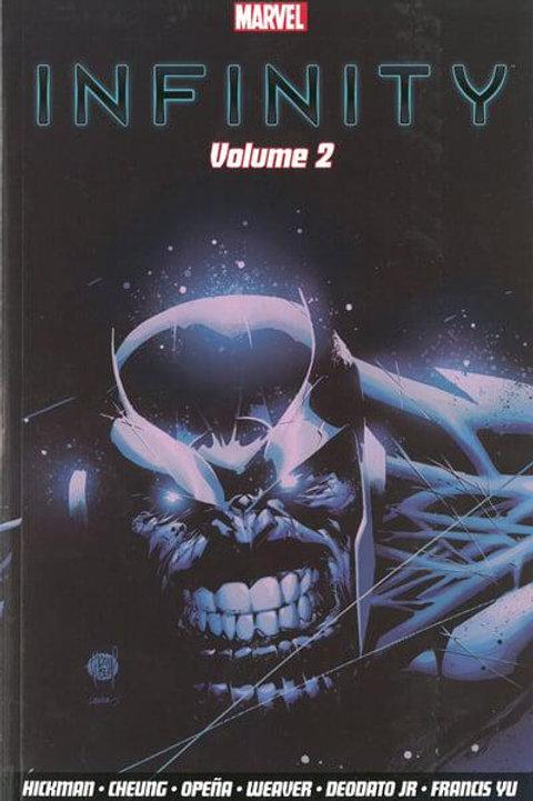 Infinity Vol2 (Jonathan Hickman & Jim Cheung)