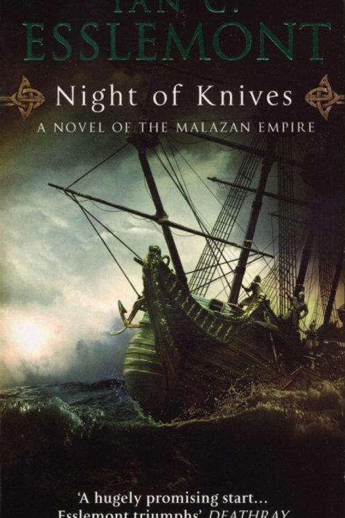 Night of Knives (Ian C Esslemont)