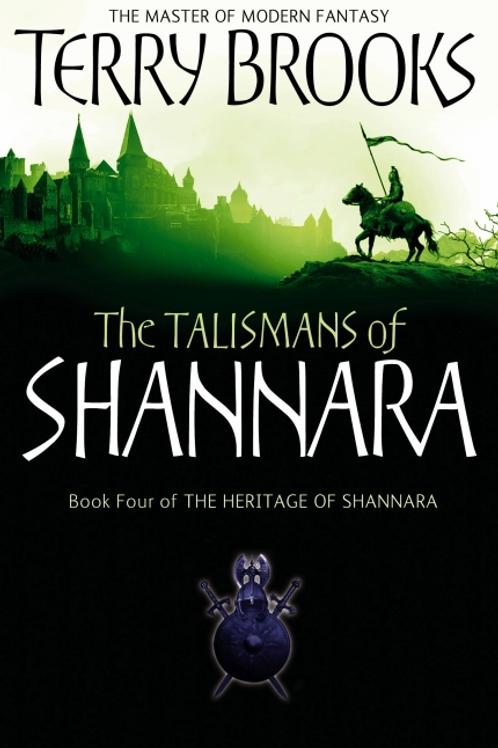 The Talismans of Shannara  (TERRY BROOKS)