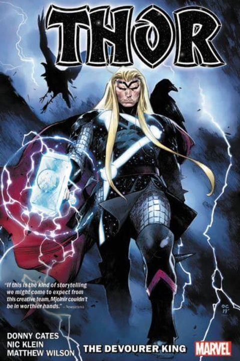 Thor Vol1: The Devourer King (Donny Cates & Nic Klein)