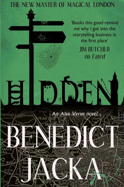Hidden (Benedict Jacka)