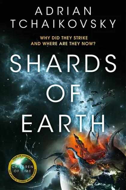 Shards Of Earth (Adrian Tchaikovsky)