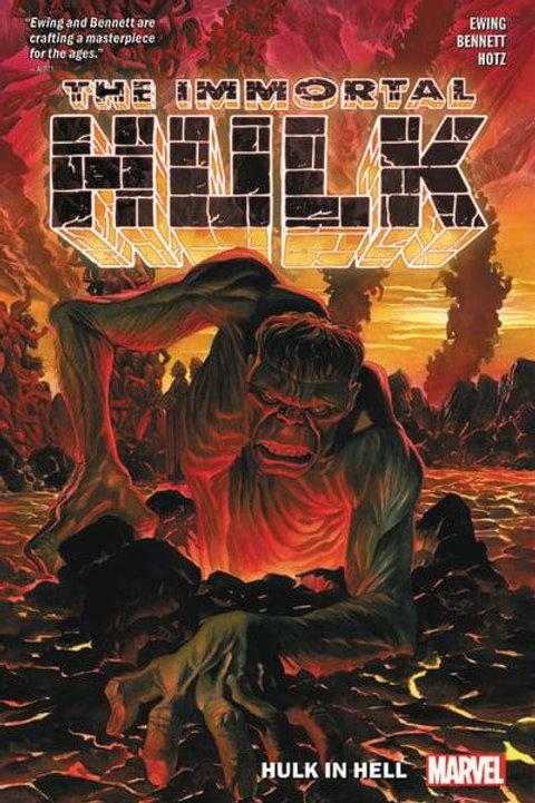 The Immortal Hulk Vol3: Hulk In Hell (Al Ewing & Joe Bennett)