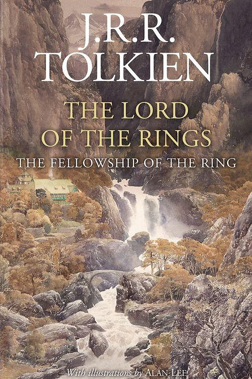The Fellowship of the Ring (J. R. R.Tolkien, Alan Lee)