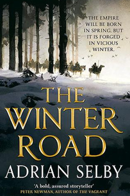 The Winter Road (ADRIAN SELBY)