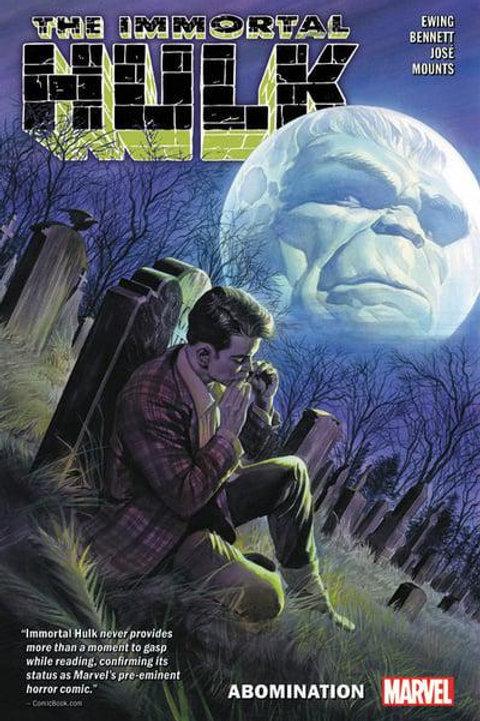 The Immortal HulkVol4: Abomination (Al Ewing & Joe Bennett)