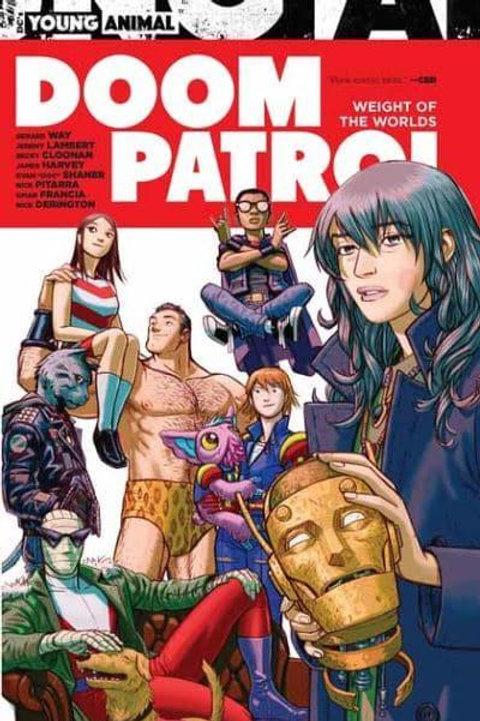 Doom Patrol:Weight Of The Worlds (Gerard Way & Jeremy Lambert)