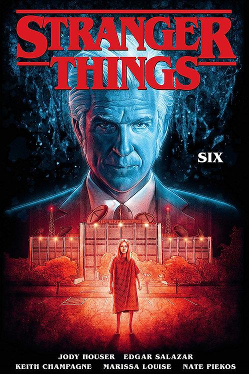Stranger Things: Six (Jody Houser &Edgar Salazar)