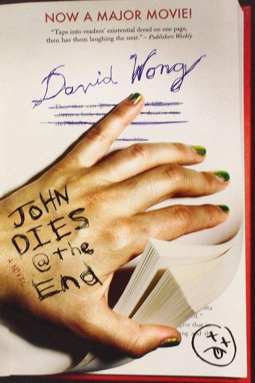 John Dies At The End (David Wong)