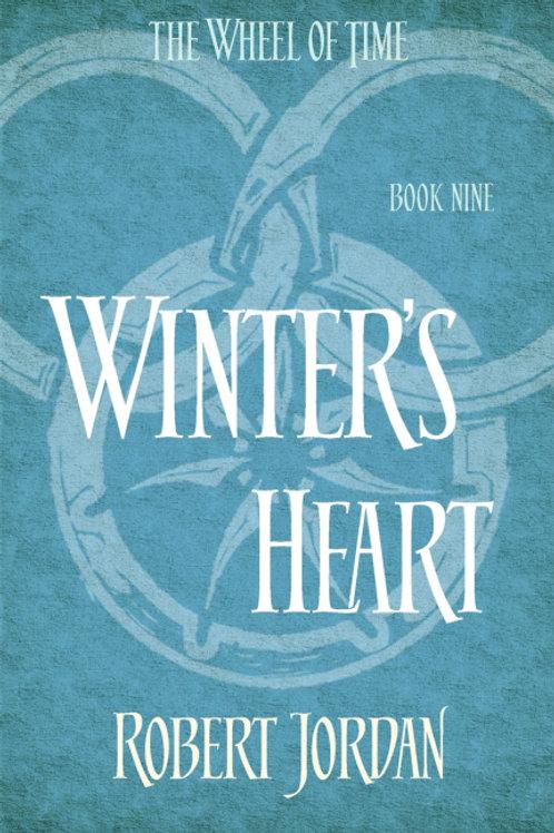 Winters Heart (ROBERT JORDAN)