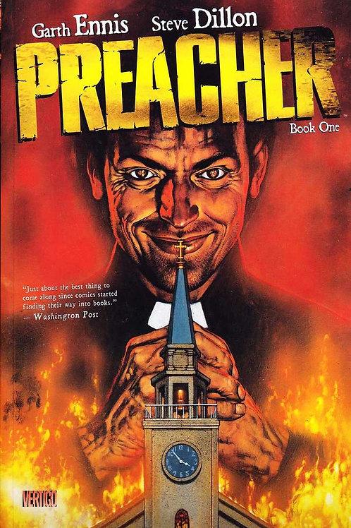 Preacher Book 1 (Garth Ennis & Steve Dillon)