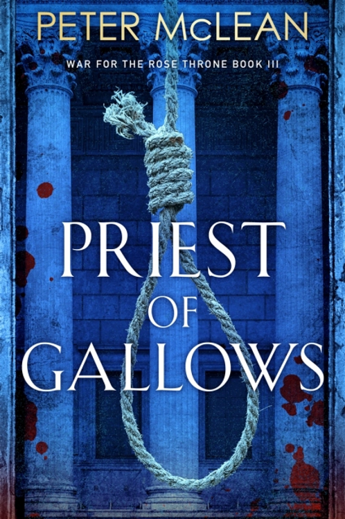 Priest of Gallows (Peter McLean)