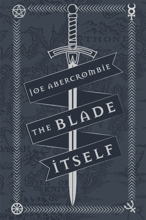 The Blade Itself HB (Joe Abercrombie)