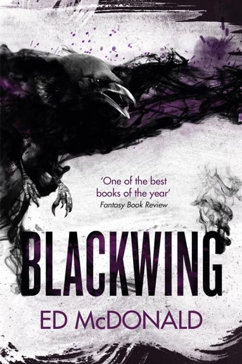 Blackwing (ED MCDONALD)