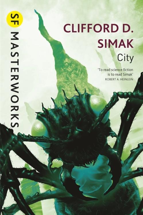 City (CLIFFORD D. SIMAK)