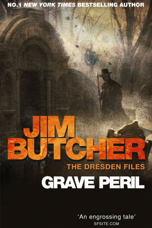 Grave Peril (JIM BUTCHER)