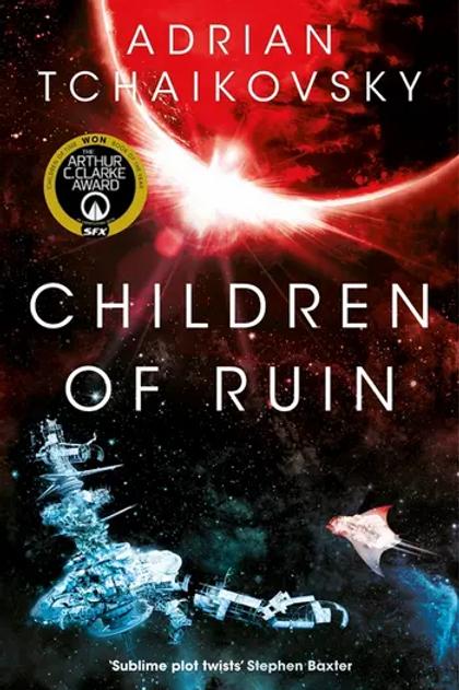 Children of Ruin (Adrian Tchaikovsky)
