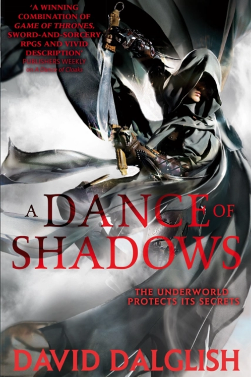A Dance of Shadows (David Dalglish)