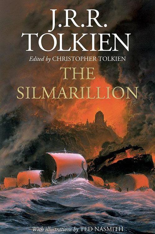 The Silmarillion (J. R. R.Tolkien, Ted Nasmith, Christopher Tolkien)