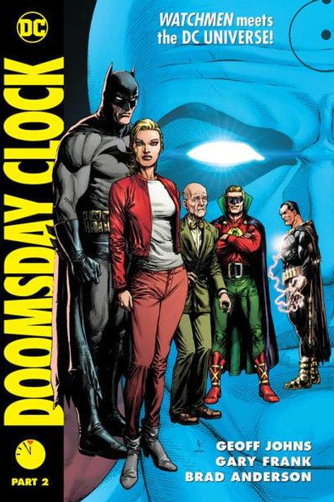 Doomsday ClockPart 2 (Geoff Johns & Gary Frank)