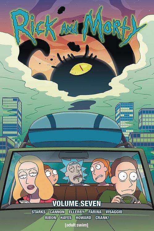 Rick & Morty Vol 7 (Kyle Starks & C.J. Cannon)