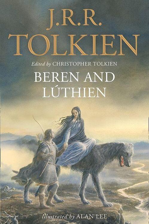 Beren and Luthien (J. R. R. Tolkien, Alan Lee, Christopher Tolkien)
