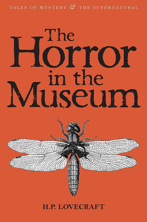 The Horror In The Museum (H.P. Lovecraft)
