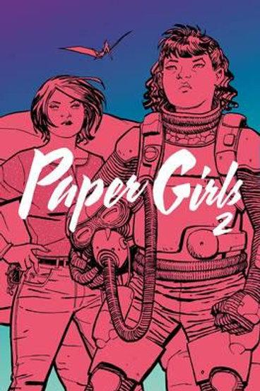 Paper Girls Vol 2 (Brian K. Vaughan & Cliff Chiang)