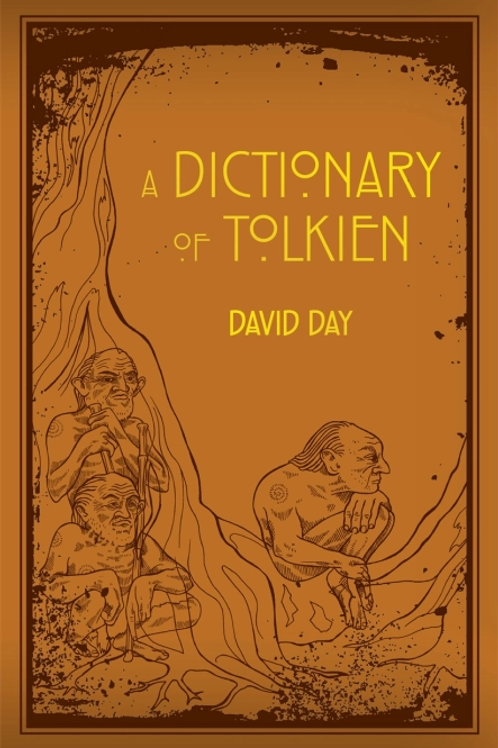 A Dictionary of Tolkien (David Day)