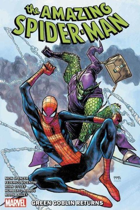 The Amazing Spider-ManVol10: Green Goblin Returns (Nick Spencer & Mark Bagley)