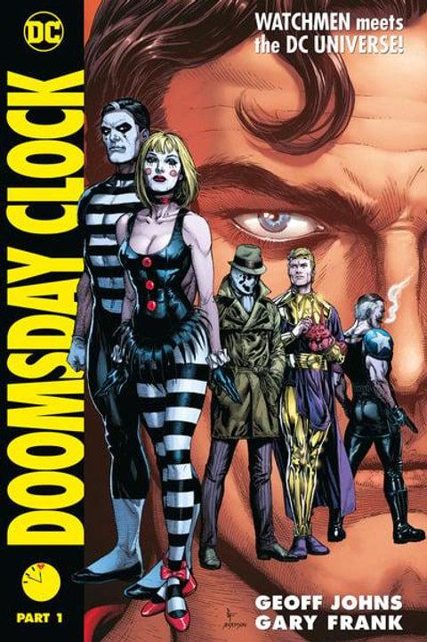 Doomsday ClockPart 1 (Geoff Johns & Gary Frank)