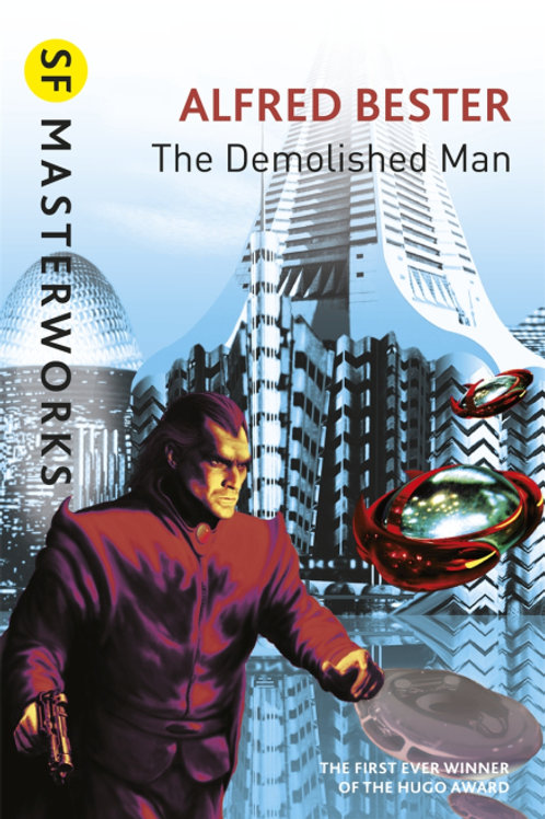The Demolished Man (ALFRED BESTER)