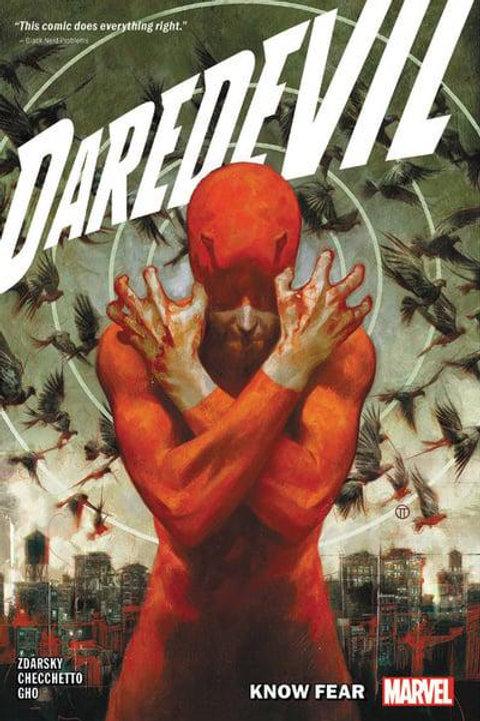 Daredevil Vol1: Know Fear (Chip Zdarsky & Marco Checcetto)