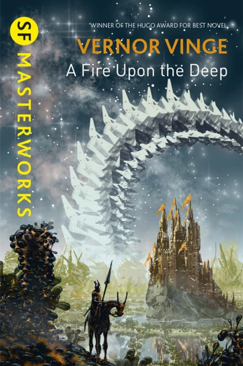 A Fire Upon The Deep (VERNOR VINGE)