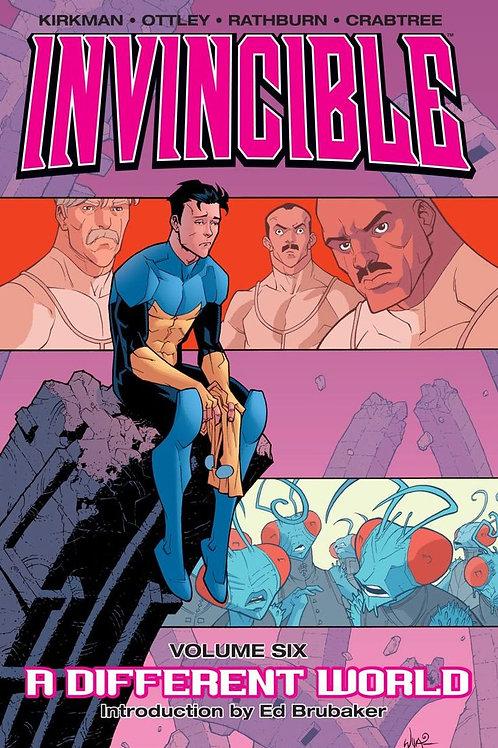 Invincible Vol6: A Different World (Robert Kirkman &Ryan Ottley)