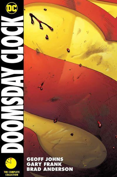 Doomsday ClockThe Complete Collection (Geoff Johns & Gary Frank)
