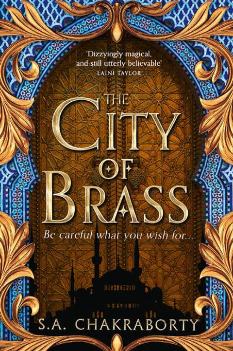 The City of Brass (S. A. Chakraborty)