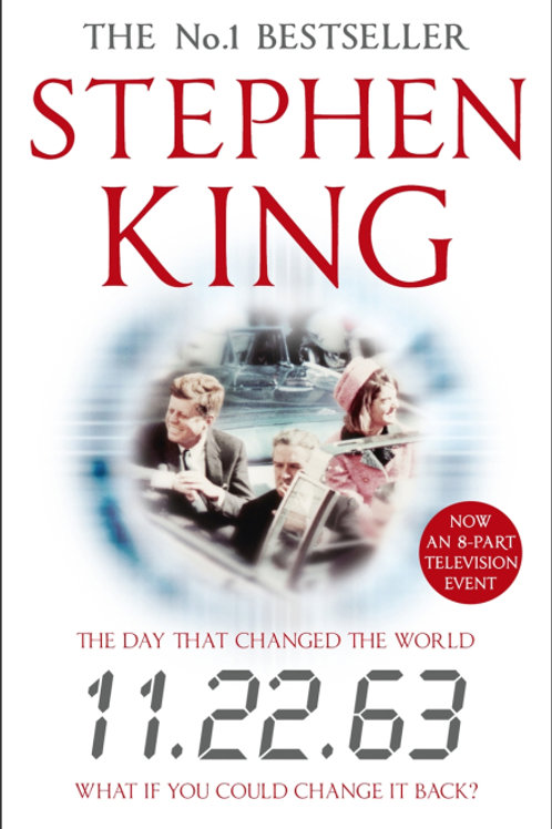 11.22.63 (STEPHEN KING)