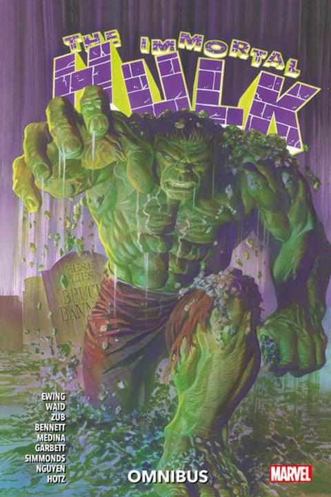 The Immortal Hulk Omnibus Vol1 (Al Ewing &Mark Waid)