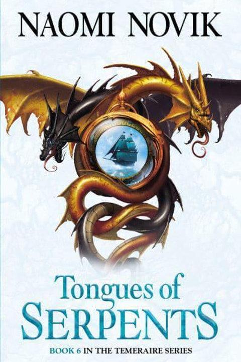 Tongues of Serpents (Naomi Novak)