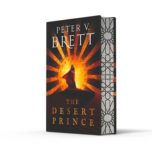 The Desert Prince TBB SE (Peter V. Brett)