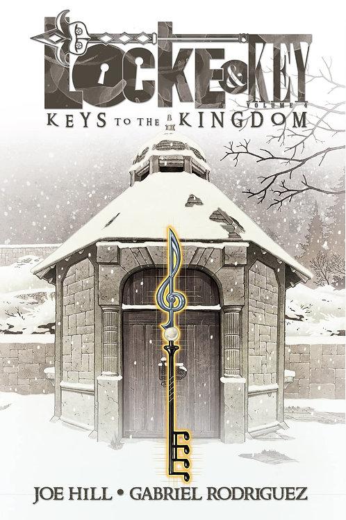 Locke & Key Vol 4: Keys To The Kingdom (Joe Hill & Gabriel Rodriguez)
