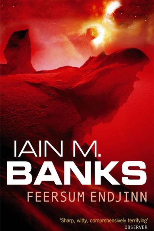 Feersum Endjinn (IAIN M. BANKS)