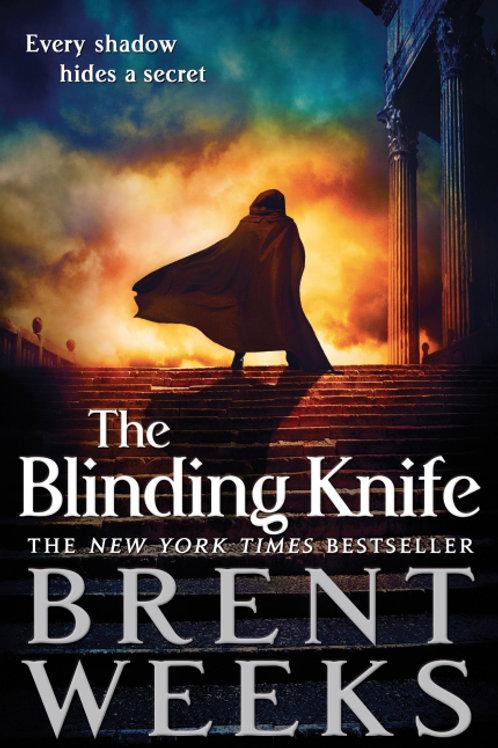The Blinding Knife (BRENT WEEKS)