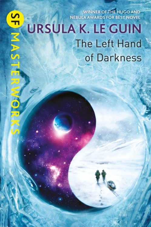The Left Hand Of Darkness (URSULA LE GUIN)