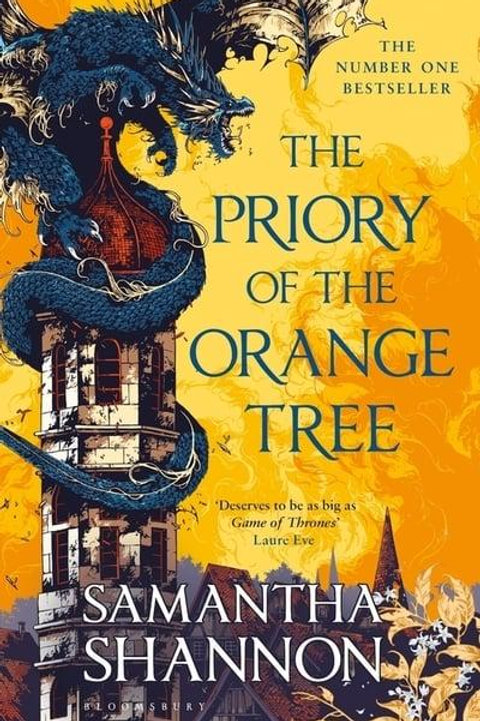 The Priory of the Orange Tree (Samantha Shannon)